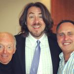 martin daniels paul daniels and jonathan ross